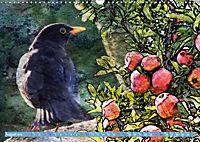 Charmantes Gezwitscher (Wandkalender 2019 DIN A3 quer) - Produktdetailbild 8