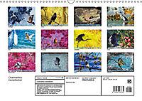 Charmantes Gezwitscher (Wandkalender 2019 DIN A3 quer) - Produktdetailbild 13