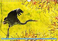 Charmantes Gezwitscher (Wandkalender 2019 DIN A4 quer) - Produktdetailbild 7
