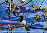 Charmantes Gezwitscher (Wandkalender 2019 DIN A4 quer) - Produktdetailbild 11