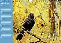 Charmantes Gezwitscher (Wandkalender 2019 DIN A4 quer) - Produktdetailbild 2