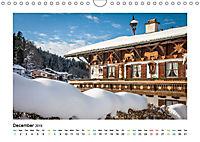 Charming Country Houses (Wall Calendar 2019 DIN A4 Landscape) - Produktdetailbild 12