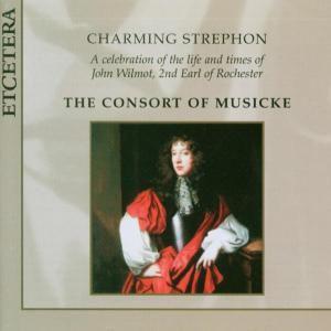 Charming Strephon, Consort Of Musicke