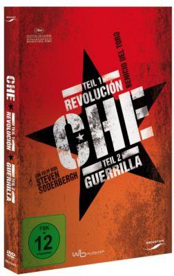 CHE 1: Revolucion + CHE 2: Guerrilla, Ernesto Ché Guevara