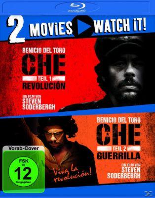 CHE 1: Revolución / CHE 2: Guerrilla - 2 Disc Bluray, Peter Buchman, Benjamin A. van der Veen, Ernesto Che Guevara
