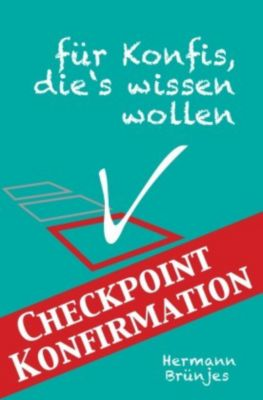 Checkpoint Konfirmation - Hermann Brünjes |
