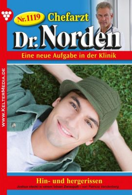 Chefarzt Dr. Norden: Chefarzt Dr. Norden 1119 – Arztroman, Patricia Vandenberg