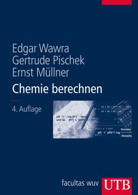 chemie berechnen buch von edgar wawra portofrei bei. Black Bedroom Furniture Sets. Home Design Ideas