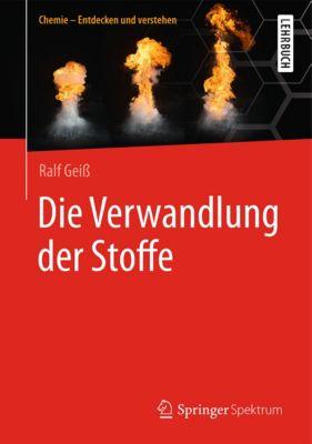 Chemie – Entdecken und verstehen: Die Verwandlung der Stoffe, Ralf Geiß