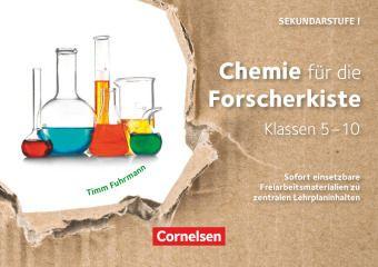 Chemie für die Forscherkiste Klassen 5-10 - Timm Fuhrmann pdf epub