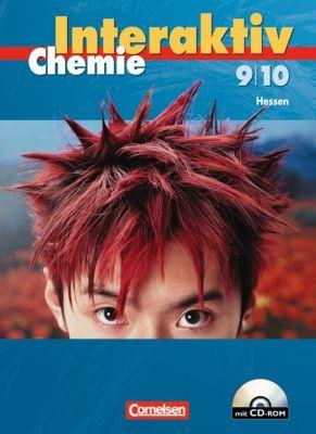 Chemie interaktiv, Ausgabe Hessen: 9./10. Schuljahr, Schülerbuch m. CD-ROM