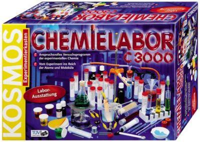 Chemielabor C 3000 (Experimentierkasten)