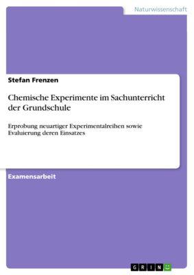 Chemische Experimente im Sachunterricht der Grundschule, Stefan Frenzen