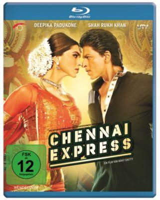Chennai Express (Blu-Ray), Chennai Express