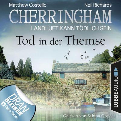 Cherringham - Landluft kann tödlich sein: Cherringham - Landluft kann tödlich sein, Folge 29: Tod in der Themse (Ungekürzt), Matthew Costello, Neil Richards
