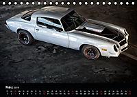 Chevrolet Camaro 79 (Tischkalender 2019 DIN A5 quer) - Produktdetailbild 3