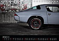 Chevrolet Camaro 79 (Tischkalender 2019 DIN A5 quer) - Produktdetailbild 1