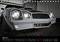 Chevrolet Camaro 79 (Tischkalender 2019 DIN A5 quer) - Produktdetailbild 4