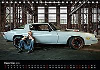 Chevrolet Camaro 79 (Tischkalender 2019 DIN A5 quer) - Produktdetailbild 12