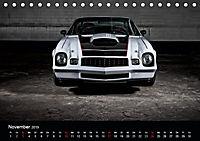 Chevrolet Camaro 79 (Tischkalender 2019 DIN A5 quer) - Produktdetailbild 11