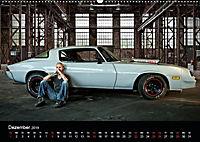 Chevrolet Camaro 79 (Wandkalender 2019 DIN A2 quer) - Produktdetailbild 2