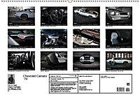 Chevrolet Camaro 79 (Wandkalender 2019 DIN A2 quer) - Produktdetailbild 8