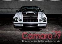 Chevrolet Camaro 79 (Wandkalender 2019 DIN A2 quer), Peter von Pigage