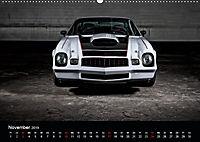 Chevrolet Camaro 79 (Wandkalender 2019 DIN A2 quer) - Produktdetailbild 11