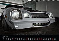 Chevrolet Camaro 79 (Wandkalender 2019 DIN A3 quer) - Produktdetailbild 4