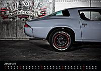 Chevrolet Camaro 79 (Wandkalender 2019 DIN A3 quer) - Produktdetailbild 1
