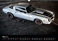 Chevrolet Camaro 79 (Wandkalender 2019 DIN A3 quer) - Produktdetailbild 3