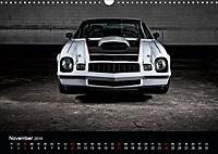 Chevrolet Camaro 79 (Wandkalender 2019 DIN A3 quer) - Produktdetailbild 11
