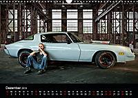 Chevrolet Camaro 79 (Wandkalender 2019 DIN A3 quer) - Produktdetailbild 12