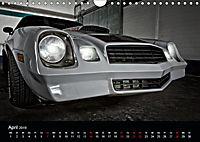 Chevrolet Camaro 79 (Wandkalender 2019 DIN A4 quer) - Produktdetailbild 4