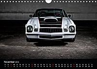 Chevrolet Camaro 79 (Wandkalender 2019 DIN A4 quer) - Produktdetailbild 11