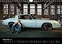 Chevrolet Camaro 79 (Wandkalender 2019 DIN A4 quer) - Produktdetailbild 12