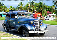 Chevy Schätzchen - 80 Jahre alte Oldtimer in Kuba (Wandkalender 2019 DIN A2 quer) - Produktdetailbild 1
