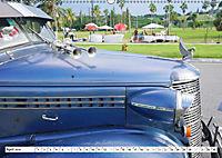 Chevy Schätzchen - 80 Jahre alte Oldtimer in Kuba (Wandkalender 2019 DIN A2 quer) - Produktdetailbild 4