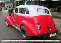 Chevy Schätzchen - 80 Jahre alte Oldtimer in Kuba (Wandkalender 2019 DIN A2 quer) - Produktdetailbild 2