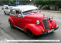 Chevy Schätzchen - 80 Jahre alte Oldtimer in Kuba (Wandkalender 2019 DIN A2 quer) - Produktdetailbild 8