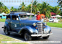 Chevy Schätzchen - 80 Jahre alte Oldtimer in Kuba (Tischkalender 2019 DIN A5 quer) - Produktdetailbild 1