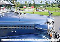 Chevy Schätzchen - 80 Jahre alte Oldtimer in Kuba (Tischkalender 2019 DIN A5 quer) - Produktdetailbild 4