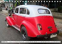 Chevy Schätzchen - 80 Jahre alte Oldtimer in Kuba (Tischkalender 2019 DIN A5 quer) - Produktdetailbild 2