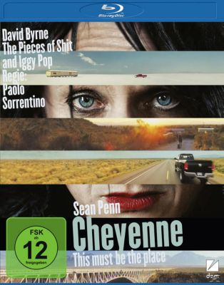 Cheyenne - This must be the place, Umberto Contarello, Paolo Sorrentino