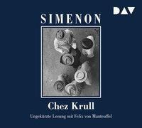 Chez Krull, 5 Audio-CDs, Georges Simenon