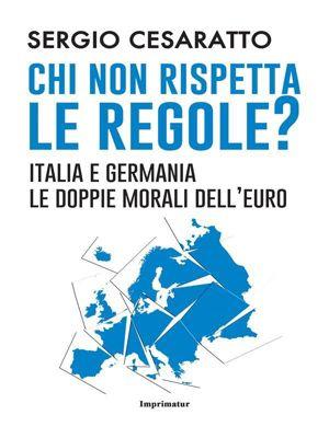 Chi non rispetta le regole?, Sergio Cesaratto