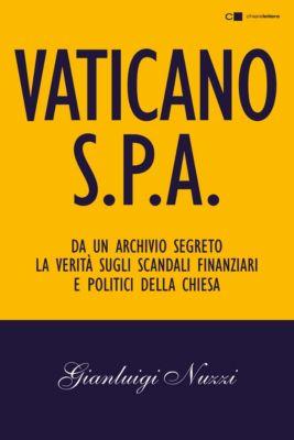 Chiarelettere Tascabili: Vaticano Spa, Gianluigi Nuzzi