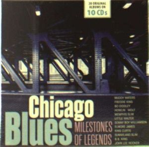 Chicago Blues-Milestones Of Legends, Various