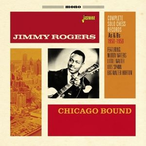 Chicago Bound, Jimmy Rogers