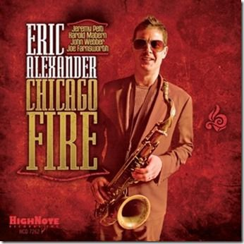 Chicago Fire, Eric Alexander